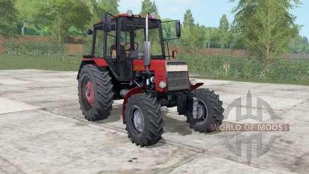 MTZ-Bielorrússia 920 para Farming Simulator 2017