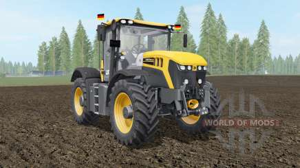 JCB Fastrac 4220 chip tuning para Farming Simulator 2017