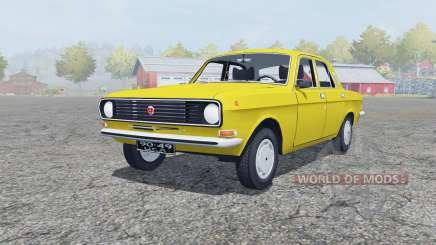 Volga GAZ (24-10) para Farming Simulator 2013