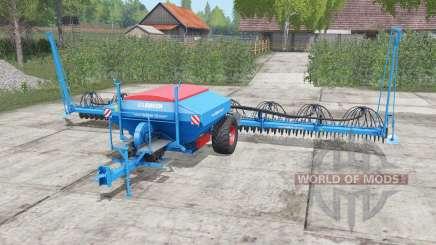 Lemken Solitair 12 fertilizer para Farming Simulator 2017