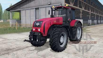 MTW-Bielorrússia 3022 para Farming Simulator 2017