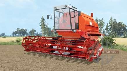 Bizon Gigant Z083 para Farming Simulator 2015