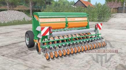 Amazone D9 3000 Super spanish green para Farming Simulator 2017