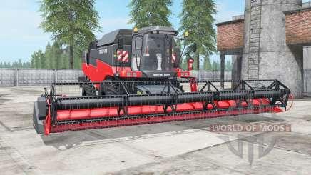 Torum 760 cor vermelho brilhante para Farming Simulator 2017