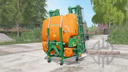 Amazone FT 1001 & UF 1801 para Farming Simulator 2017