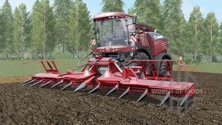 Krone BiG X 580 Ajuste Editioɳ para Farming Simulator 2017