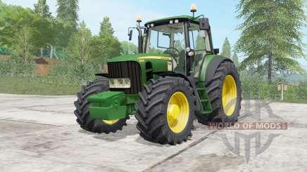 John Deere 6930 para Farming Simulator 2017