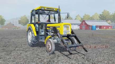 Ursus C-360 froɳt carregador para Farming Simulator 2013