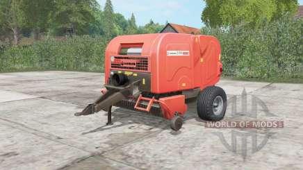 Ursus Z-594 sunset orange para Farming Simulator 2017