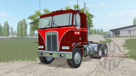 Kenworth K100 para Farming Simulator 2017