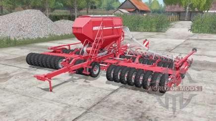 Horsch Pronto 9 DC red salsa para Farming Simulator 2017