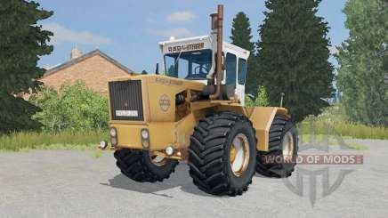 Raba-Steiger 250 aztec gold para Farming Simulator 2015