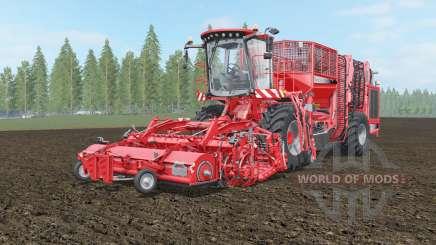 Holmer Terra Dos T4-30 deep carmine pink para Farming Simulator 2017