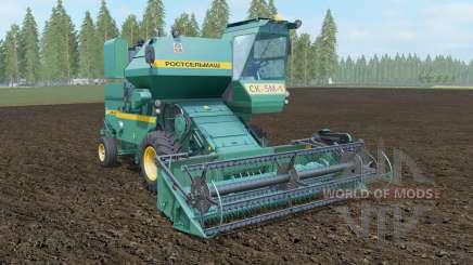 SK-5МЭ-1 Niva-Efeito persa cor verde para Farming Simulator 2017
