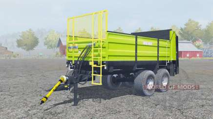 Metal-Fach N267-1 vivid lime green para Farming Simulator 2013