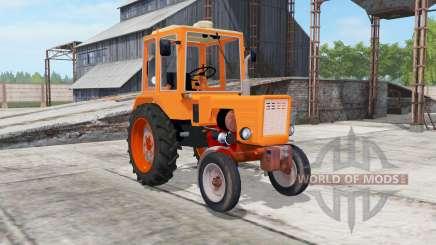 T-25A cor laranja brilhante para Farming Simulator 2017