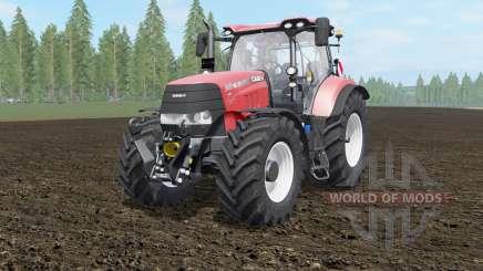 Case IH Puma 185-240 CVX carnation para Farming Simulator 2017