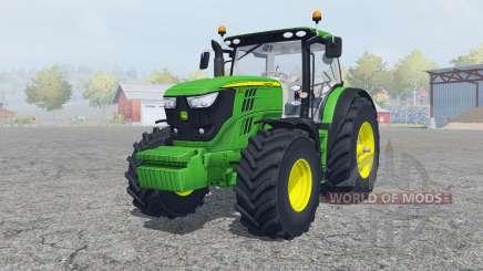 John Deere 6170R&6210R para Farming Simulator 2013