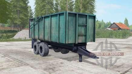 PTS-10 cor azul escuro para Farming Simulator 2017