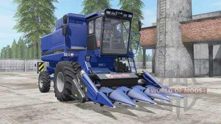 Case International 1660 Axial-Flow tory blue para Farming Simulator 2017