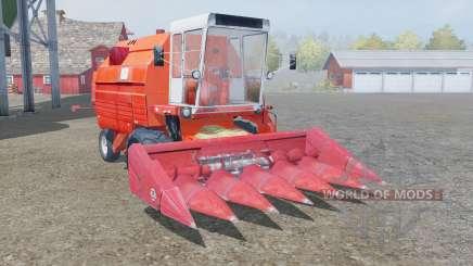Bizon Gigant Z083 smashed pumpkin para Farming Simulator 2013