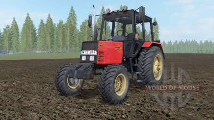 MTZ-952 Bielorrússia para Farming Simulator 2017