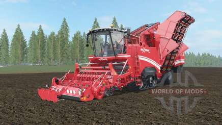 Grimme Maxtron 620 sizzling red para Farming Simulator 2017