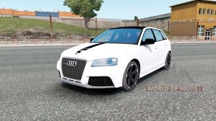 Audi RS 3 Sportback (8PA) 2011 para Euro Truck Simulator 2