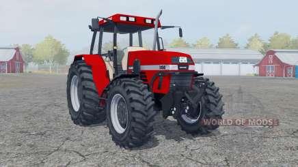 Case IH Maxxum 5150 boston university red para Farming Simulator 2013