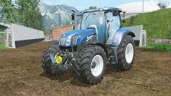 New Holland T6.175 BluePower halogen para Farming Simulator 2015