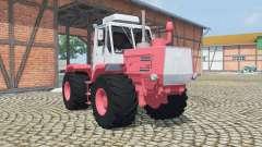 T-150K de luz de cor vermelha para Farming Simulator 2013