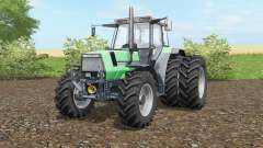 Deutz-Fahr AgroStar 6.61 wheels selection para Farming Simulator 2017