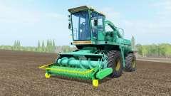 Não-680 azul escuro-cor verde para Farming Simulator 2017