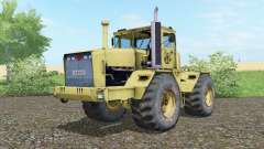 Kirovets K-701 macio cor amarela para Farming Simulator 2017