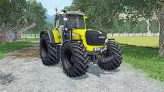 Fendt 930 Vario TMS golden fizz para Farming Simulator 2015