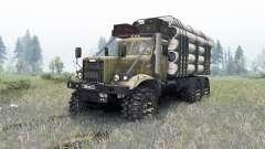 CAS-255B para Spin Tires
