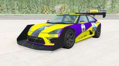 Hirochi SBR4 OMPW v0.3 para BeamNG Drive