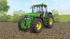 John Deere 7810 full edition para Farming Simulator 2017
