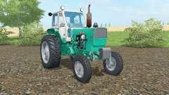 UMZ-6КЛ Caribe cor verde para Farming Simulator 2017