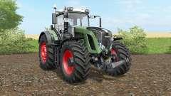 Fendt 936 Vario fruit salad para Farming Simulator 2017