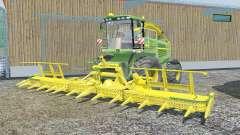 John Deere 7950i manual ignition para Farming Simulator 2013