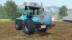 KHTZ-17021 cor azul para Farming Simulator 2015
