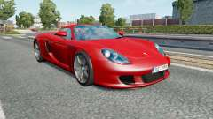 Sport Cars Traffic Pack v3.7 para Euro Truck Simulator 2