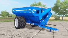Kinze 1050 double wheels para Farming Simulator 2017