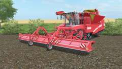 Grimme Tectron 415 working width 9m para Farming Simulator 2017