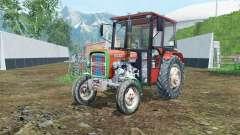 Ursus C-330 orange soda para Farming Simulator 2015