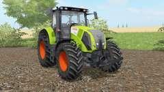 Claas Axion 820 las palmas para Farming Simulator 2017