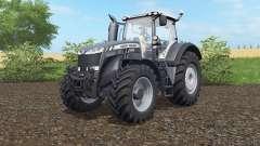 Massey Ferguson 8727-8737 Black Edition para Farming Simulator 2017