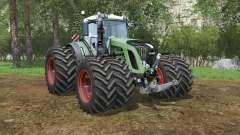 Fendt 936 Vario shiny shamrock para Farming Simulator 2015