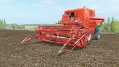 Bizon Super Z056 mojo para Farming Simulator 2017